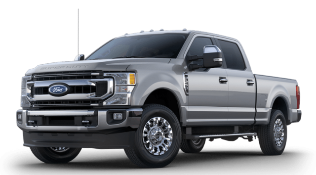 2020 Ford F-250 XLT 4x4  Crew Cab 6.75 ft. box 160 in. WB SRW Sedan